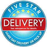 5 Star Delivery