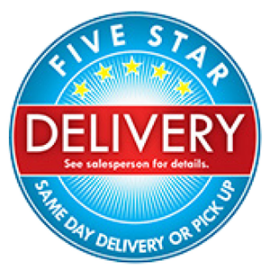 five star delivery